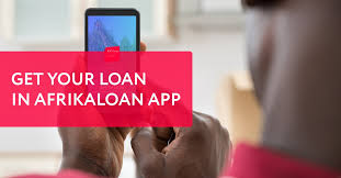 Africaloan Kenya loans mobile loans; How to easily get and repay the loans
