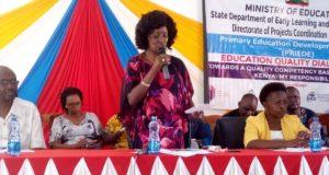 TSC Boss Dr Nancy Njeri Macharia/ File Photo