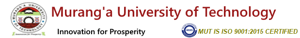 Murang'a University Courses, Admissions, Intakes, Requirements, Location, Contacts, Students Portal and Website