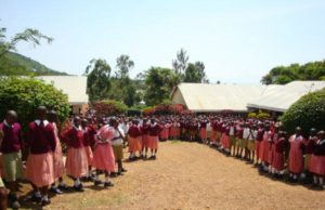 St Peters Cape View Primary School in Siaya that produced one of the 2019 KCPE top candidates in the County.