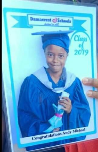2019 KCPE Best Student in Kenya; Munyiri Andy Michael from Damacrest School Thogoto (Kikuyu)