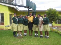 Graceland Girls Senior Secondary School.