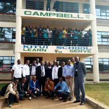 Kitui Boys High School KCSE results analysis