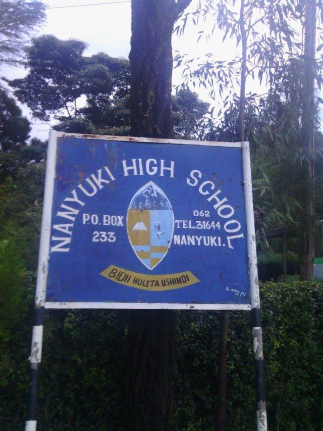 Nanyuki High School