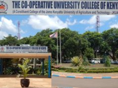 The Co-operative University of Kenya.