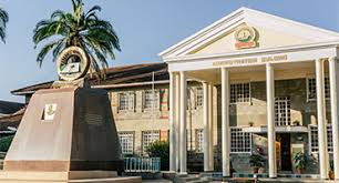 Kabarak university main campus in Nakuru