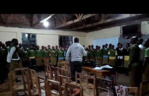 Riambase DEB Secondary School; one of the KCSE top and best performing schools in Nyamache Sub County of Kisii County.