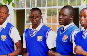 Moi Gesusu High school KCSE results.