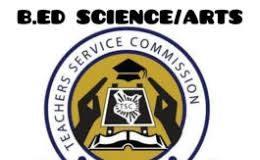 Bachelor of Education ARTS Course