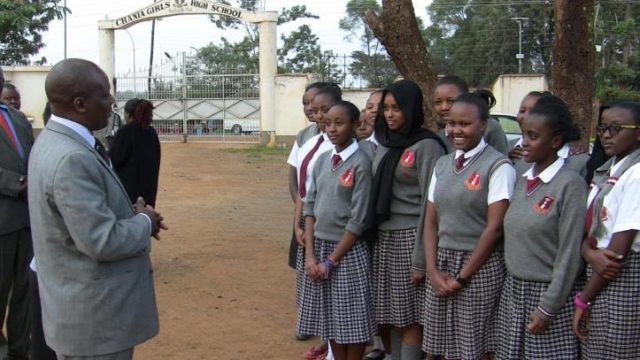 Chania Girls High School in Kiambu 2