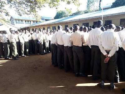 Goseta Boys High School all details