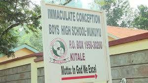 Immaculate Conception Boys High School Mukuyu