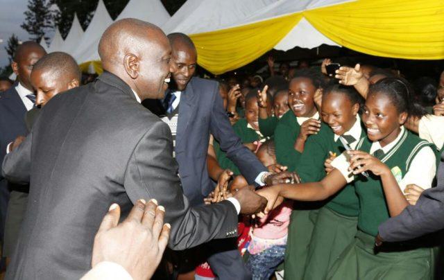 Kahuhia Girls High School