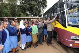 Kenya Medical Training College, KMTC.