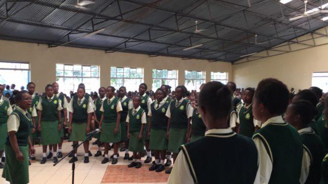 Mary Leakey Girls High School