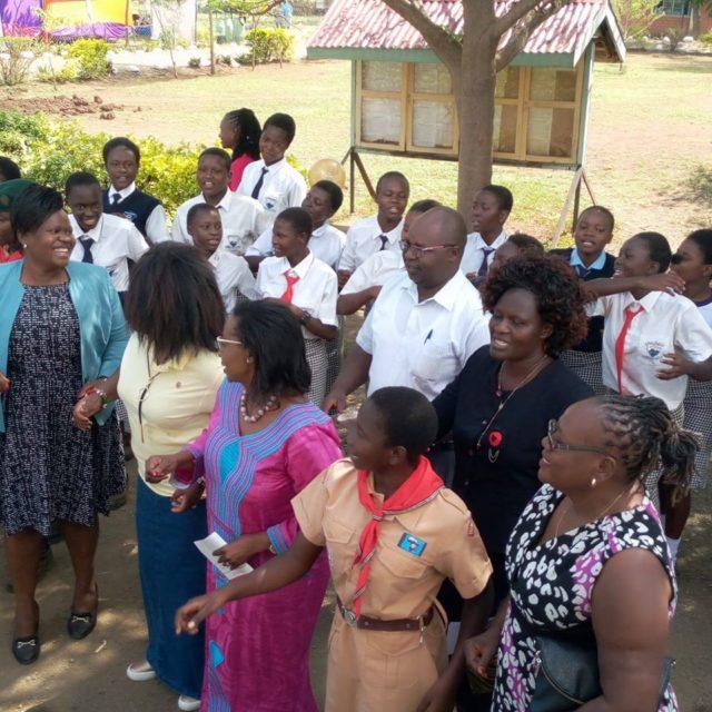 Moi Girls' Secondary School Sindo