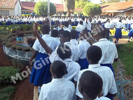 Moi Girls High School, Kamusinga