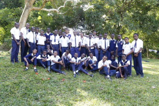 Ribe Boys High School