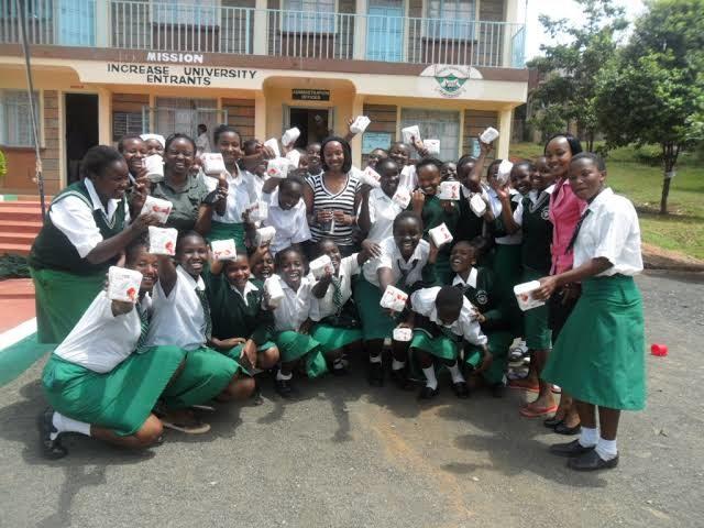 St Alexis Ruchu Girls high school