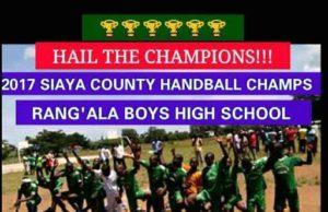 Rang'ala Boys' High School