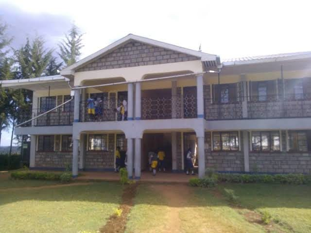 St. Mark's Girls High School - Cherangani
