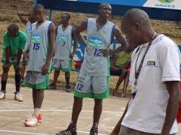 Maseno school basketball players in action at a past event. This year's Maseno open tournament will take place on 1st and 2nd 2nd February.