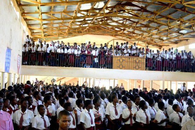 Nyakach Girls High School all details