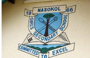 NASOKOL GIRLS SECONDARY SCHOOL
