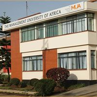 Management University of Africa (MUA) student admission letter and KUCCPS admission list download.
