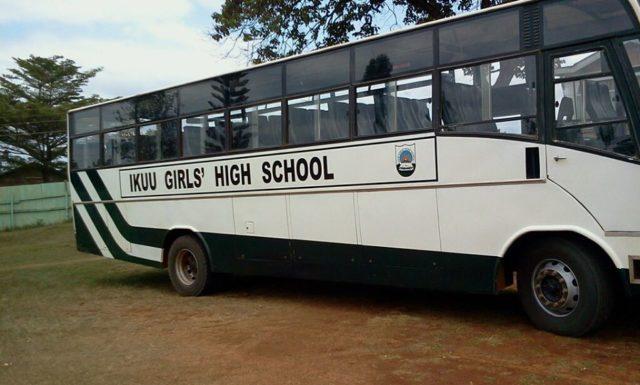 Ikuu Girls High School