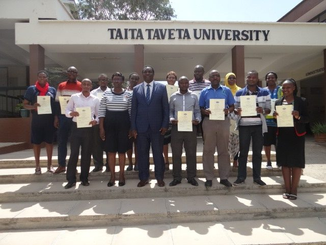 Taita Taveta University (TTU) student admission letter and KUCCPS admission list free pdf download.