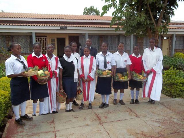 ST. MARY'S GIRLS SECONDARY SCHOOL-NAROK