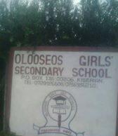 OLOOSEOS SECONDARY SCHOOL