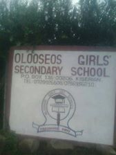 OLOOSEOS SECONDARY SCHOOL