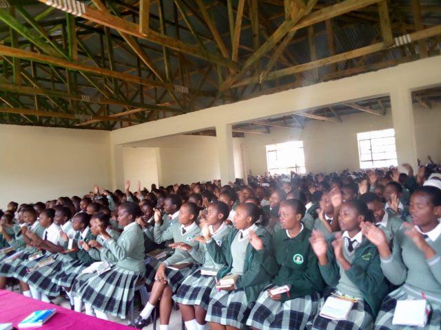 MAAI-MAHIU GIRLS SECONDARY SCHOOL