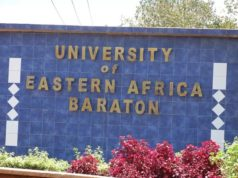 University of Eastern Africa, Baraton, student admission letter and KUCCPS admission pdf list download.
