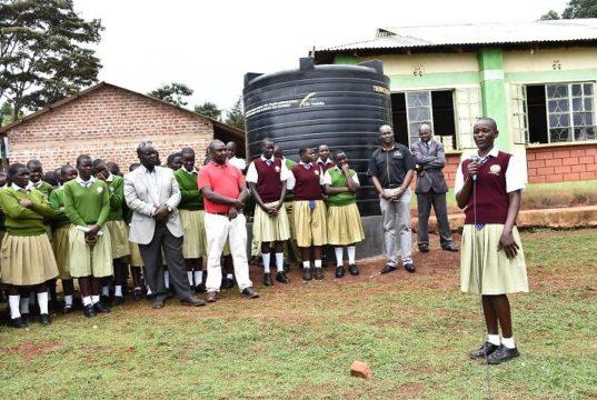 FRIENDS BWAKE GIRLS SECONDARY SCHOOL