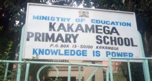 Kakamega Primary School