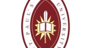 St. Paul's University Student admission letter and KUCCPS admission list pdf download.