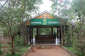 Lukenya University student admission letter and KUCCPS pdf admission list download.