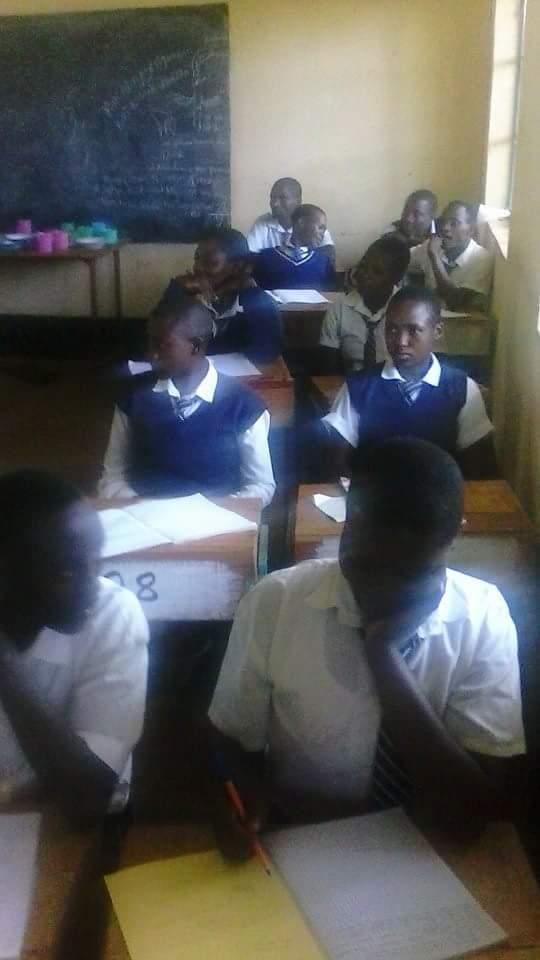 NYAROHA GIRLS SECONDARY SCHOOL