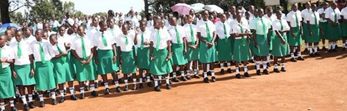 E L C K ITIERIO GIRLS SECONDARY SCHOOL