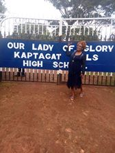 OUR LADY OF GLORY-KAPTAGAT GIRLS HIGH SCHOOL