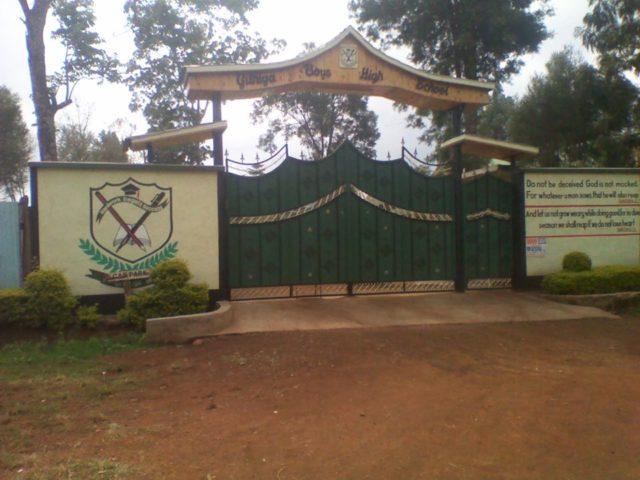 GITHIGA HIGH SCHOOL