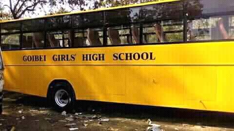 GOIBEI GIRLS HIGH SCHOOL