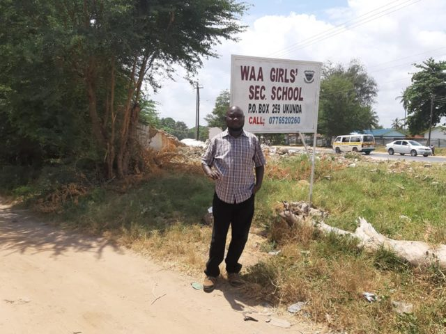 WAA GIRLS SECONDARY SCHOOL