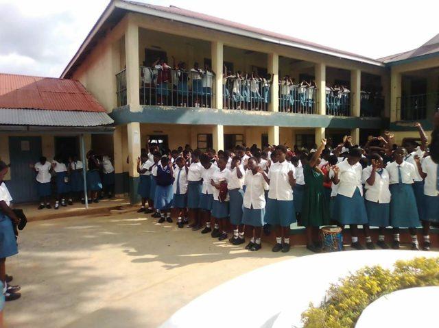 St. Cecilia Aluor girls Secondary School