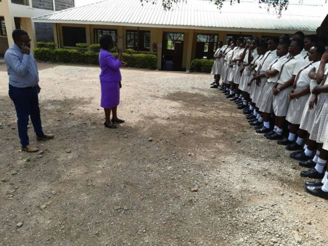 AMBASSADOR PAMELA MBOYA GIRLS SECONDARY SCHOOL