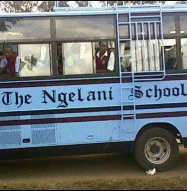 NGELANI HIGH SCHOOL