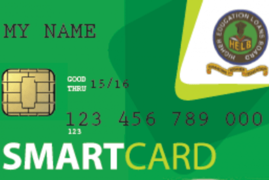 HELB Smart Card for students